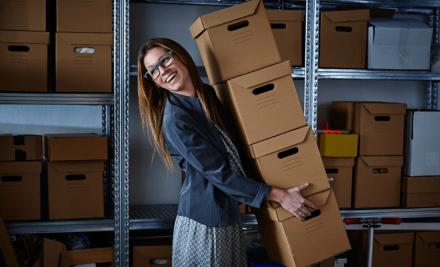 Los objetos que no usan en tu oficina y podrían estar en un depósito