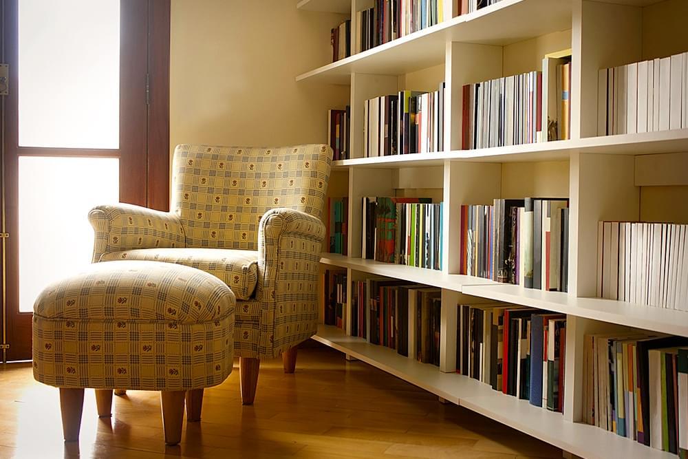 7 consejos ingeniosos para organizar tu colección de libros