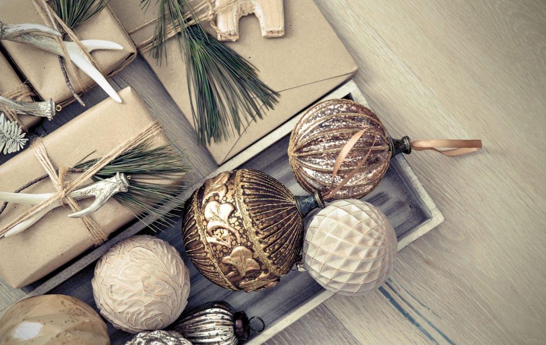 La mejores tendencias en decoración navideña 2018