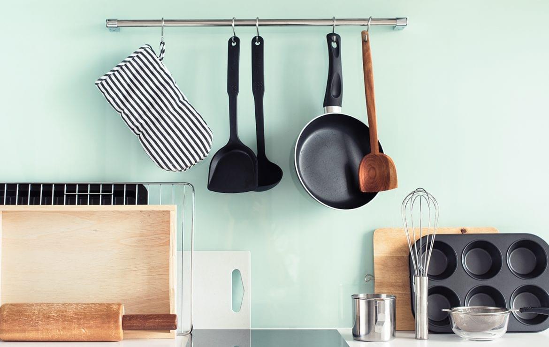 Consejos para organizar tu cocina sin cajones
