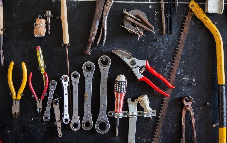 Trucos para almacenar y guardar mis herramientas