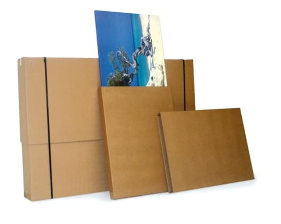 cajas para cuadros