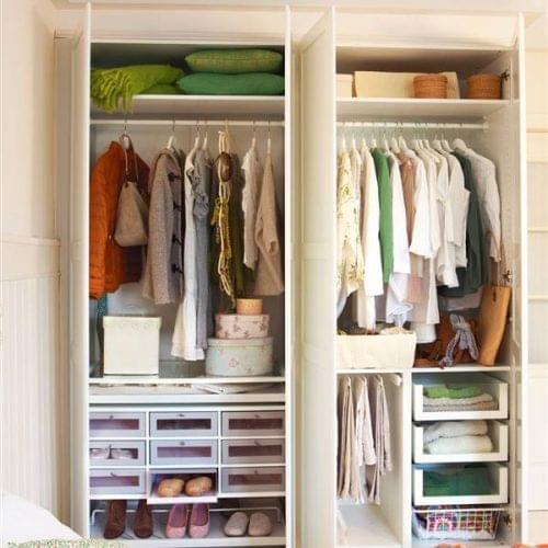 módulos para armario