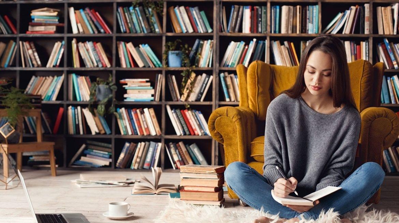 7 tips para organizar tu biblioteca en casa