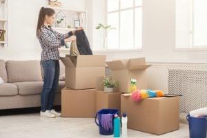 Guía para organizar una casa con poco espacio