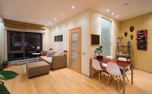 organización de casa con poco espacio