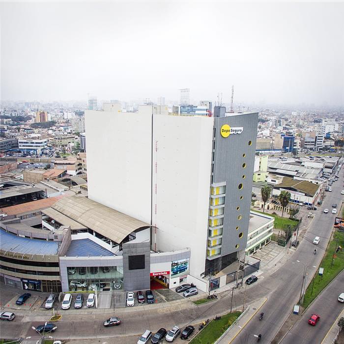 Deposeguro abre segundo local en Lima