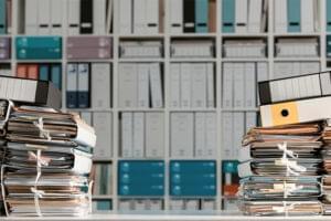 Ideas para almacenar en una oficina pequeña