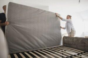 7 consejos para almacenar colchones de forma segura